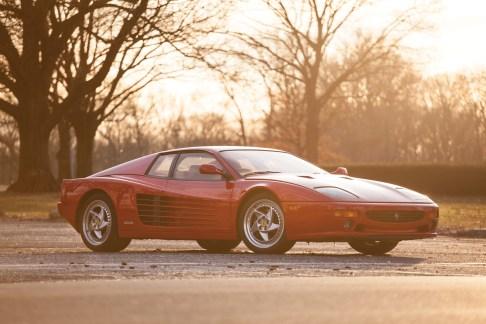 1995 Ferrari F512 M - 12