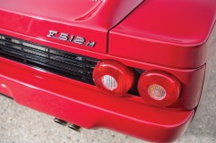 1995 Ferrari F512 M-2 - 5