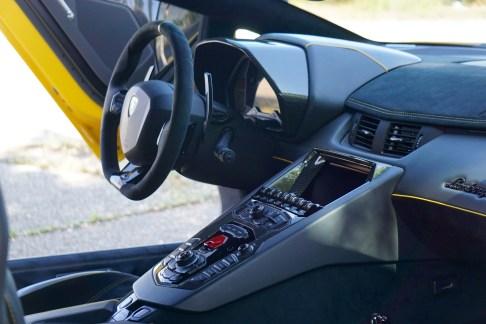 Lamborghini Aventador SV - 44