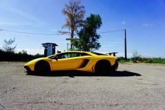 Lamborghini Aventador SV - 8