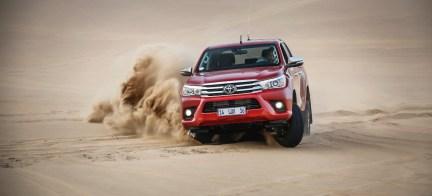 Toyota Hilux Afrika - 2
