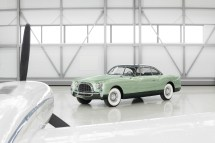 1953 Chrysler Special Coupe by Ghia - 1