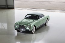 1953 Chrysler Special Coupe by Ghia - 6