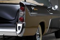 1956 DeSoto Fireflite Adventurer Convertible Coupe Design Study - 3