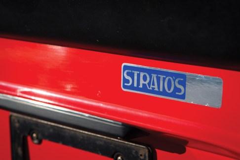 1974 Lancia Stratos HF Stradale by Bertone-2 - 13