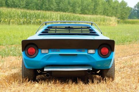 1975 Lancia Stratos HF Stradale by Bertone - 9