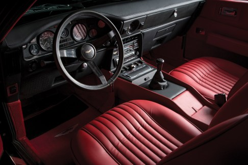 1979 Aston Martin V8 Vantage 'Oscar India' - 14