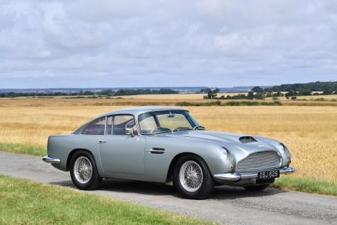 @1960 Aston Martin DB4GT - 1