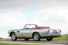 @1963 Aston Martin DB4 Series V Convertible - 22