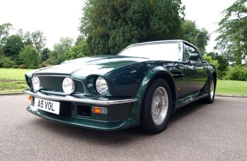 Aston Martin V8 historic - 48