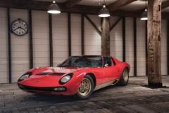 1971 Lamborghini Miura P400 SV by Bertone-4946 - 4