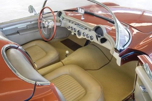 @1955 Chevrolet Corvette - 19