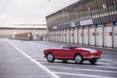 @1957 Alfa Romeo Giulietta 750G Spider Competizione 'Sebring' - 2