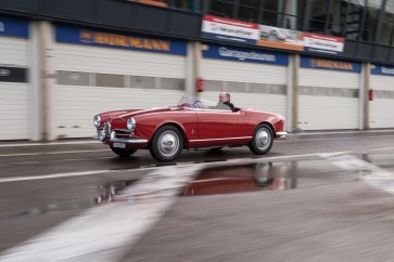 @1957 Alfa Romeo Giulietta 750G Spider Competizione 'Sebring' - 21