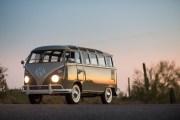 @1963 Volkswagen '23-Window' Deluxe Microbus - 4