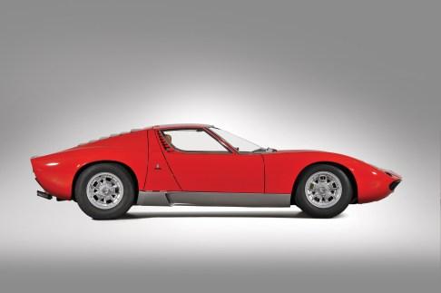 @1967 Lamborghini Miura P400 - 5