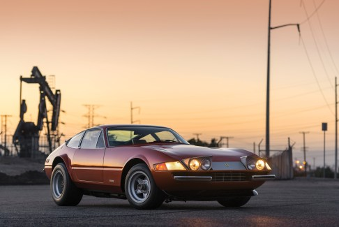 @1971 Ferrari 365 GTB-4 Daytona Harrah Hot Rod-14169 - 14