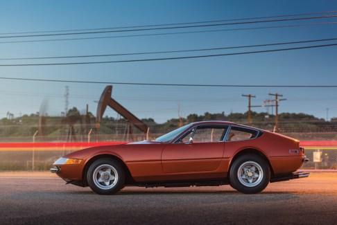 @1971 Ferrari 365 GTB-4 Daytona Harrah Hot Rod-14169 - 22