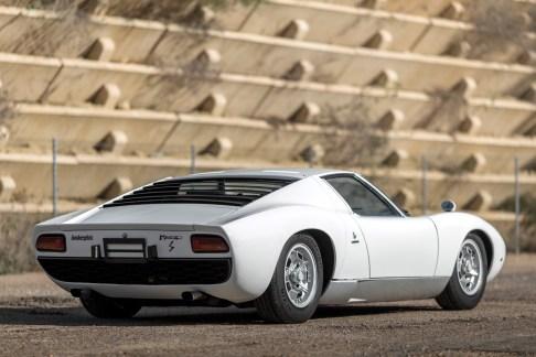 @1971 Lamborghini Miura LP400 S by Bertone-4782 - 10