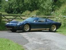 @1971 Lamborghini Miura S - 4