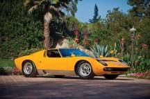 @1971 Lamborghini Miura SV-4942 - 1