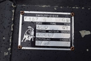 @1972 Lamborghini Espada série 2-8782 - 20