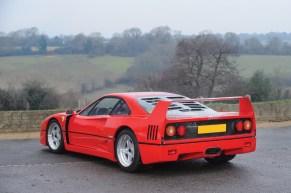 @1989 Ferrari F40 - 5