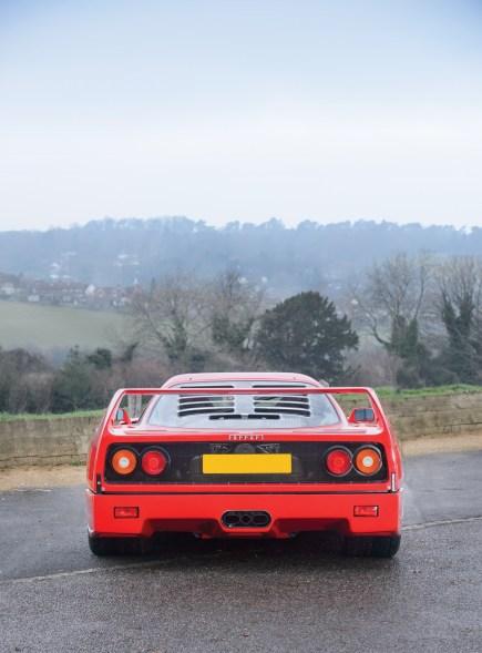@1989 Ferrari F40 - 7