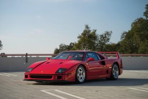 @1990 Ferrari F40 - 1