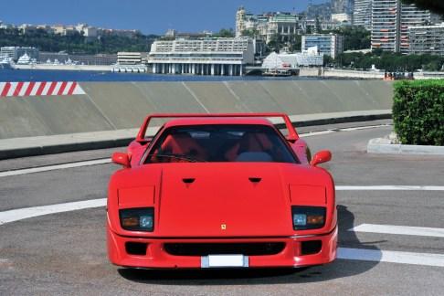 @1990 Ferrari F40-2 - 1