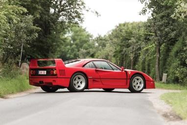 @1990 Ferrari F40-3 - 4