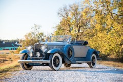 @1930 Cadillac V-16 Roadster by Fleetwood - 6