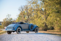 @1930 Cadillac V-16 Roadster by Fleetwood - 8
