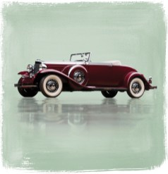 @1931 Marmon Sixteen Convertible Coupe by LeBaron - 13