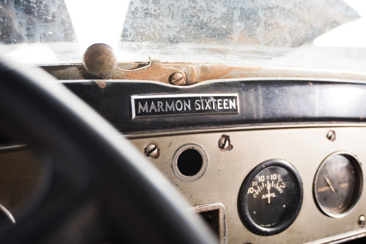 @1933 Marmon Sixteen Five-Passenger Sedan by LeBaron - 23