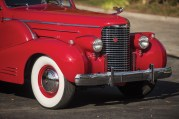 @1938 Cadillac V-16 Convertible Coupe by Fleetwood - 1