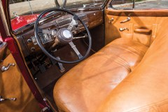 @1938 Cadillac V-16 Convertible Coupe by Fleetwood - 13