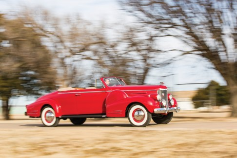 @1938 Cadillac V-16 Convertible Coupe by Fleetwood-2 - 33