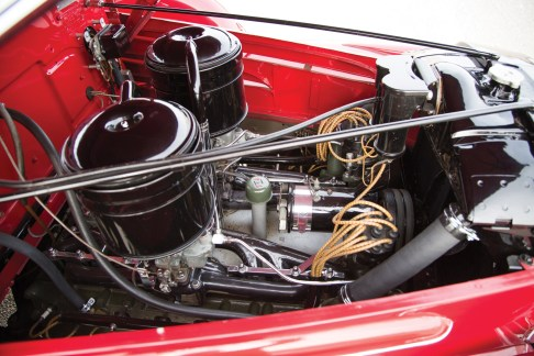 @1938 Cadillac V-16 Convertible Coupe by Fleetwood-2 - 9