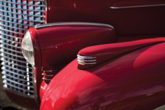 @1938 Cadillac V-16 Convertible Coupe by Fleetwood - 7