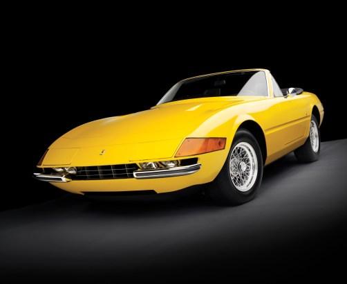 @1971 Ferrari 365 GTB-4 Daytona Spyder-14671 - 1