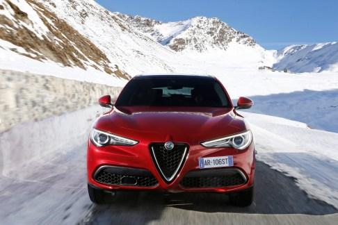 @Alfa Romeo Stelvio - 3