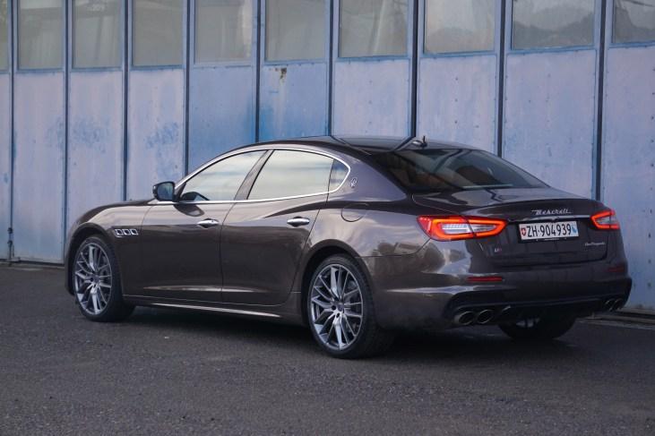 @Maserati Quattroporte SQ4 - 9