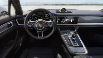 @Porsche Panamera Turbo S E-Hybrid - 5