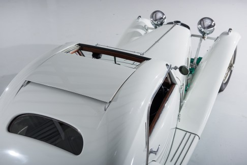 @1938 H.R.G. Airline Coupe by Crofts - 21