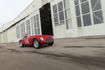 @1950 Ferrari 166 MM Barchetta Touring - 16