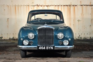 @1955 Bentley R-Type Continental Sports Saloon Franay - 10