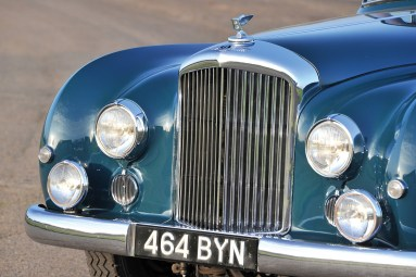 @1955 Bentley R-Type Continental Sports Saloon Franay - 8