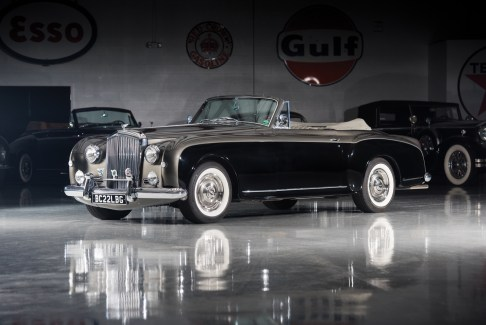 @1956 Bentley S1 Continental Drophead Coupe Park Ward - 1