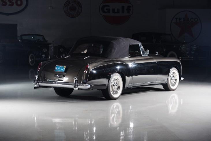 @1956 Bentley S1 Continental Drophead Coupe Park Ward - 23